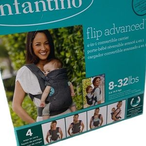 Infanito baby carrier